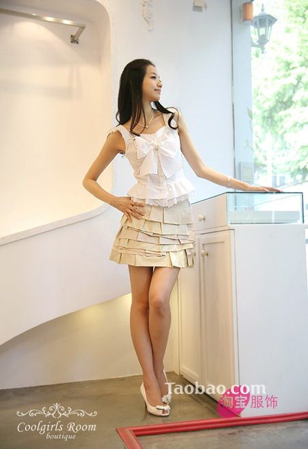 韩式连衣裙